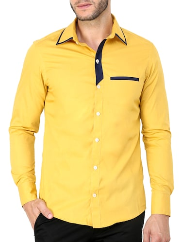 4f26ce1335 Casual Shirts - Buy Linen   Denim Casual Shirts for Men at Limeroad