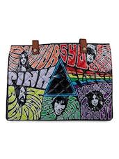 Multicolor Pink Floyd Flex Laptop Sleeve - THE BACKBENCHER
