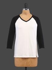 White Plain Cotton Top - CULT FICTION