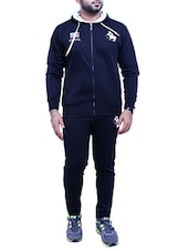 black cotton full length track suit -  online shopping for Track Suits