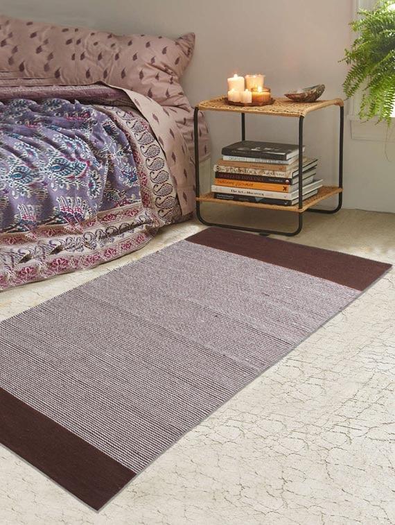 Buy Saral Home Premium Quality Cotton Handloom Made Yoga Exercise