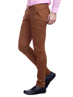 multi colored cotton chinos set of 2 - 11678605 - Standard Image - 4