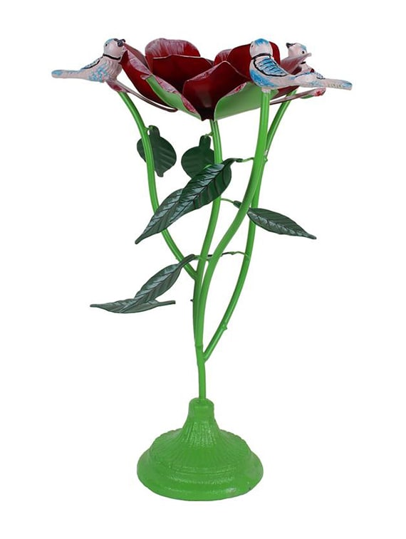Buy Metal Flower Stand Candle Holder for Unisex from Gradina Dekor for ₹2500 at 0% off | 2019 Limeroad.com