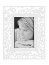 White MDF Photo Frame - Innova