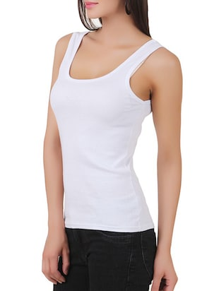 multi colored cotton tank tee set of 5 - 11707304 - Standard Image - 19