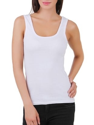 multi colored cotton tank tee set of 5 - 11707304 - Standard Image - 10