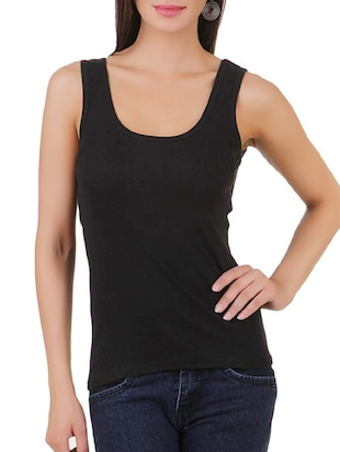 multi colored cotton tank tee set of 5 - 11707306 - Standard Image - 7