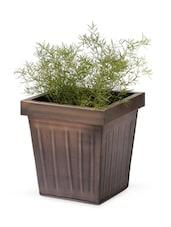 Square Shape Textured Planter - Magnolia Kreations