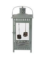 Hanging Candle Holder Vintage Lantern - Buttercup Decor