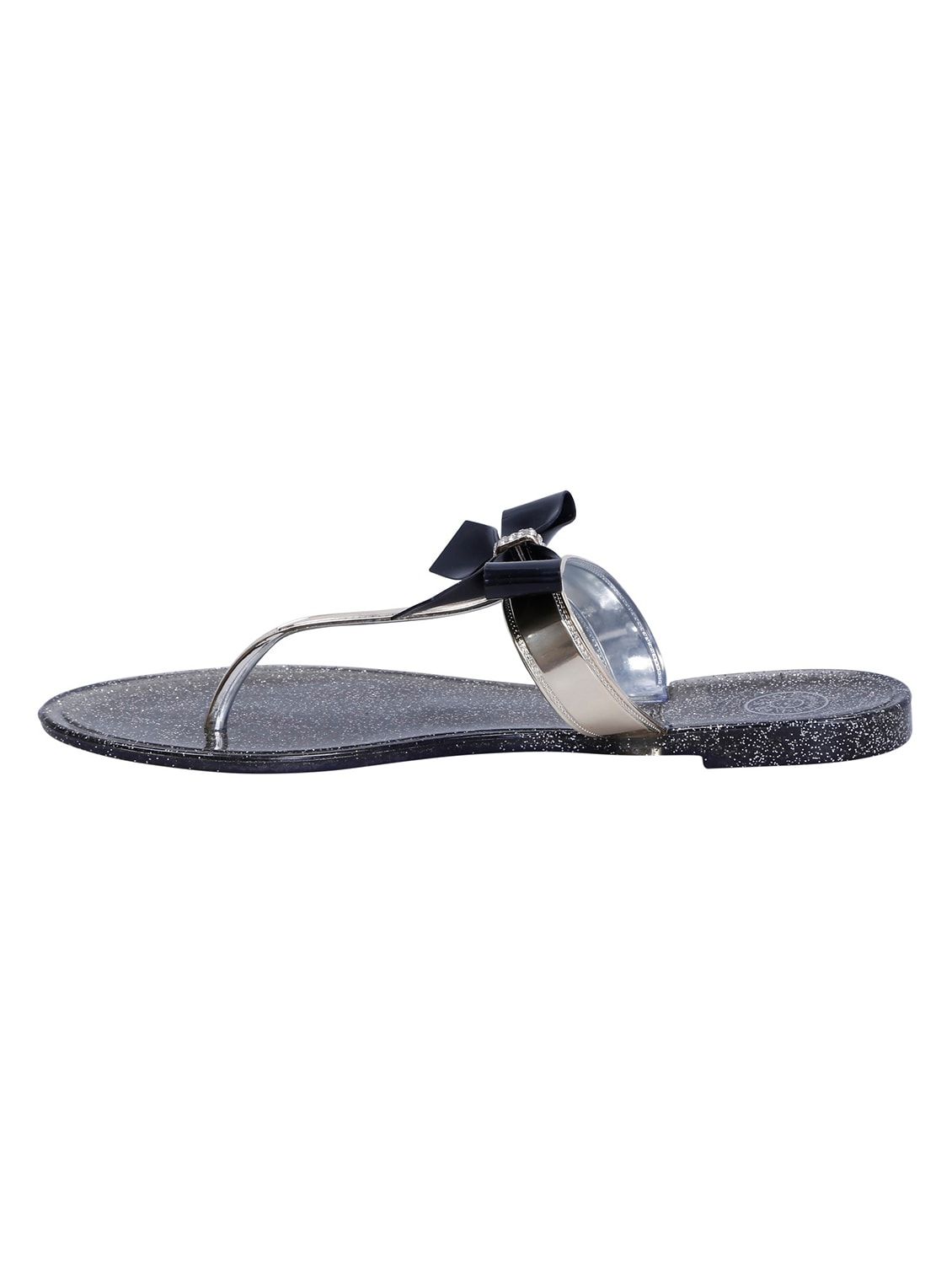 5f403f813544d Buy Black T-strap Sandal for Women from Flipside for ₹329 at 67% off