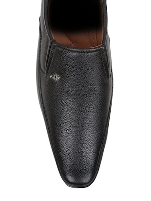 black formal slip on - 11802352 - Standard Image - 4