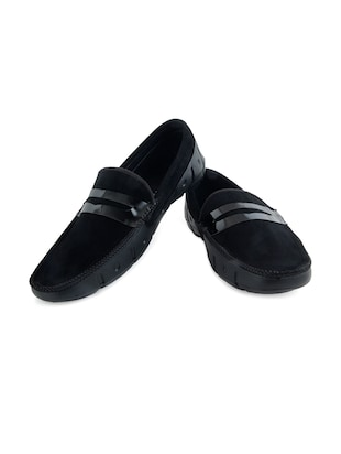 a68120a1113 Buy Black Eva Slip On Loafers for Men from Adam Step for ₹463 at 64% off