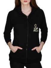black none hoodies sweatshirt -  online shopping for sweatshirts