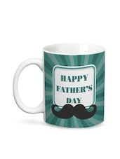 Multicolour Happy Father's Day Ceramic Mug - By