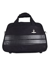 Black Travel Bag - KIARA