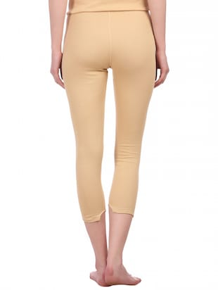 gold cotton thermal bottom - 12126371 - Standard Image - 4