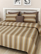 Multicolored Cotton Double  Bedcover Set -  online shopping for bed covers