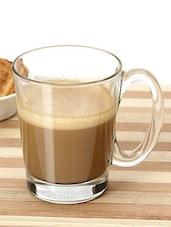 Glass Coffee Mugs (Set Of 6) - By