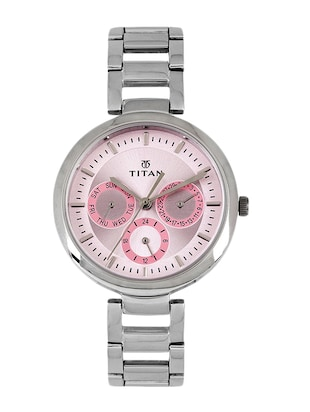 Titan Raga Analog Mother of Pearl Dial Women's Watch- 2511YM03 -  online shopping for Analog watches