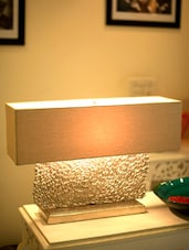 Geometric Textured Lamp - Murano, The Glassical Symphonies