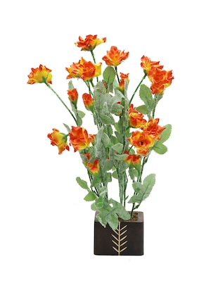 Artificial Indoor Plants In Vases And Flowers For Your Home