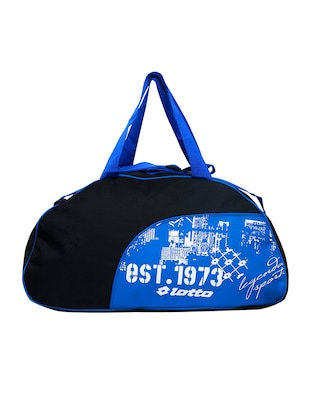 blue polyester dufflebag -  online shopping for dufflebag