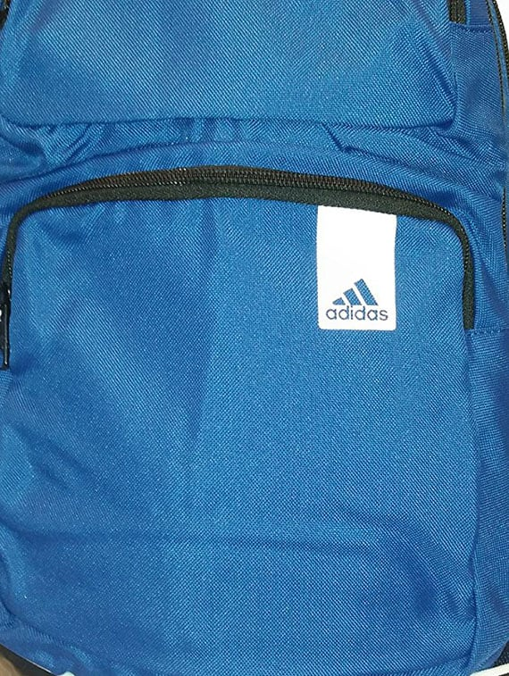 d2989956d32 Buy Blue Polyester Backpack by Adidas - Online shopping for ...