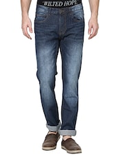Newport Slim Fit Men Blue Jeans -  online shopping for Jeans