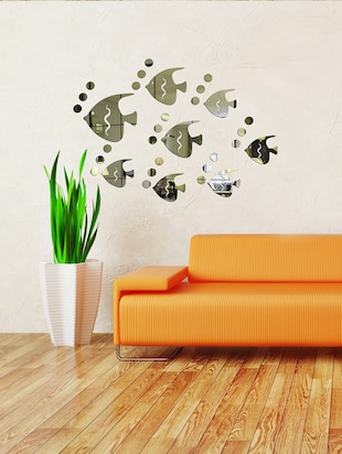 Wall Stickers Buy Wall Decals Stickers Online In India - Wall stickers for bedrooms interior design