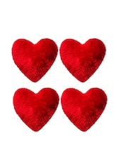 For Valentine Heart Shape Filler Cushion (Set Of 4) - By