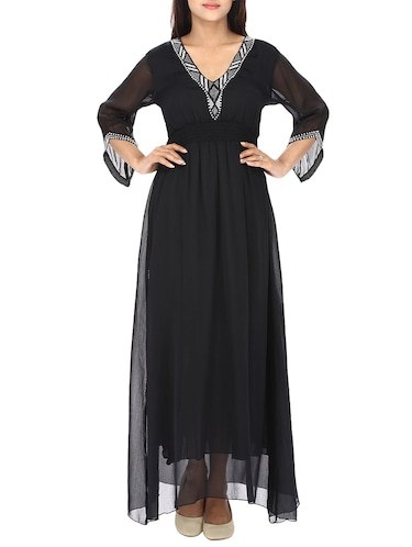Long Dresses - Buy Designer Long Dresses for Girls Online In India 036cf72d2