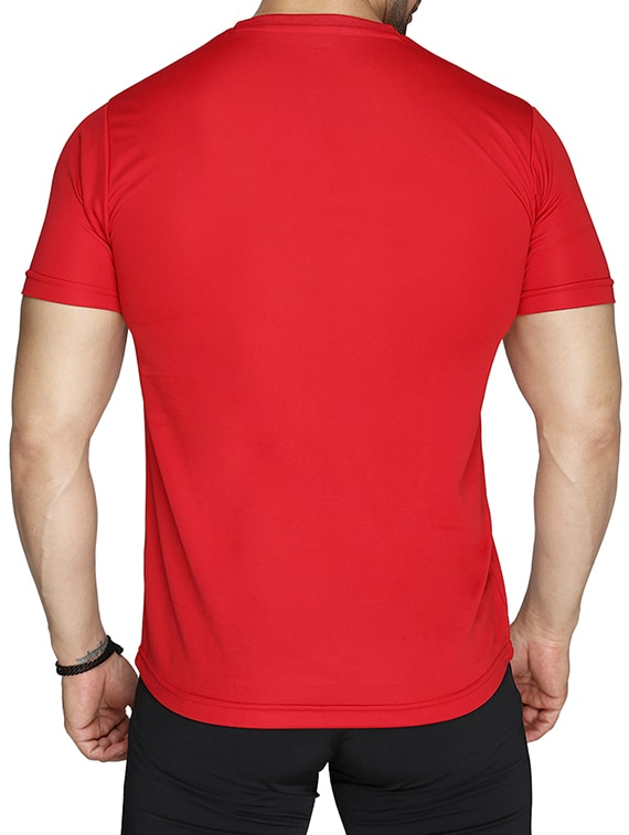 484c9df4610 Buy Red Cotton Polka Dot T-shirt by Imagica - Online shopping for T-shirts  in India