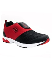 red pu sport shoes -  online shopping for Sport Shoes
