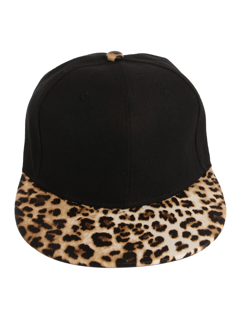 Buy Ilu Leapard Cap Snapback Hip Hop Cap Baseball Cap For Men Women by Ilu  - Online shopping for Caps in India  1c148775776