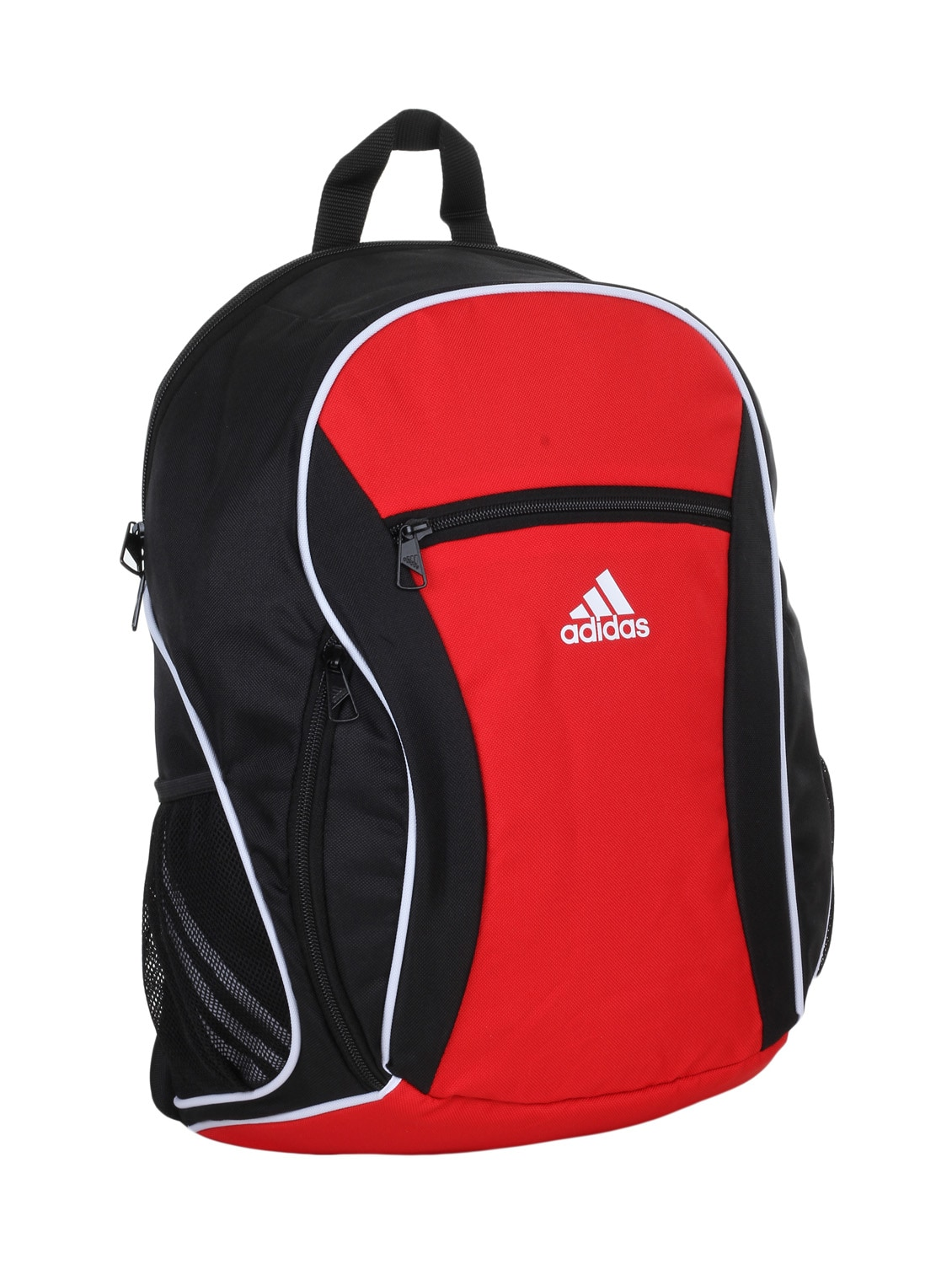 eab2a01c74a Buy Black Canvas Backpack by Adidas - Online shopping for Backpacks ...