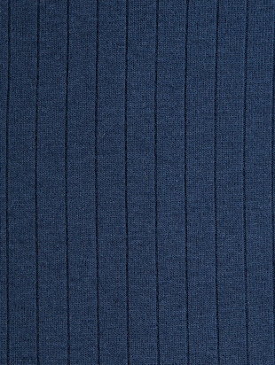 navy cotton vest - 13120660 - Standard Image - 4