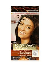 L'Oreal Paris Excellence Cream Hair Color (Aishwarya's Brown - 4.25) - By