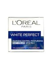 Loreal Paris White Perfect Fairness Control Moisturizing Day Cream SPF17 PA++ (50 Ml) - By