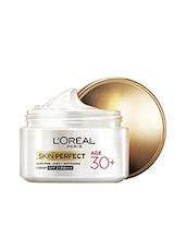 L'Oreal Paris Skin Perfect Anti-fine Lines And Whitening Cream SPF 21 PA+++ (50 Ml) - By