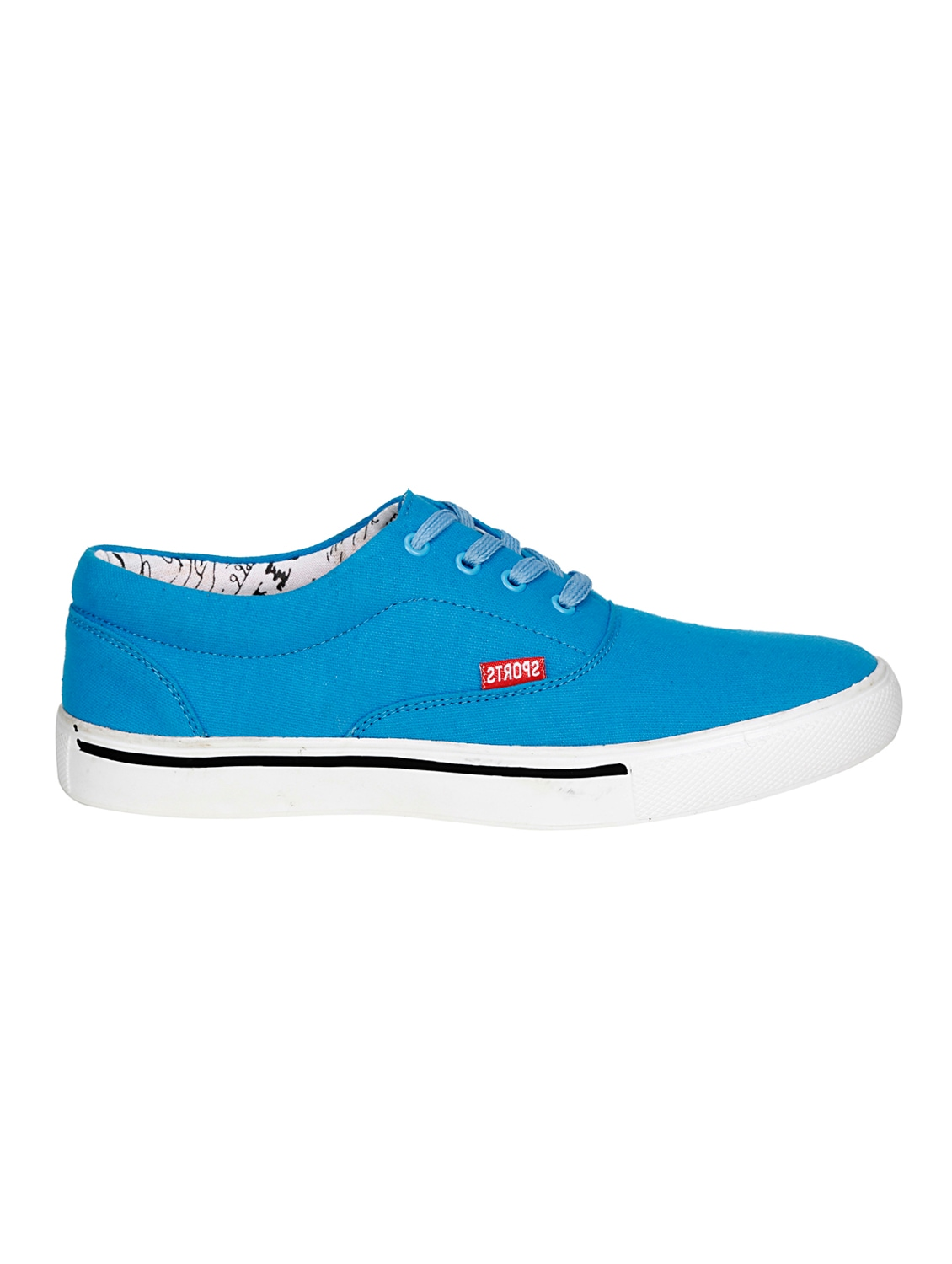 Light Canvas for from Up Buy Blue Lace Sneakers Men for Kraasa CxdBero