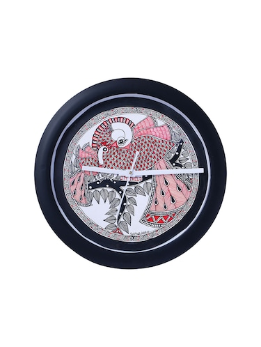 dde94720f1f Buy Antique Handpainted Warli And Dhokra Wooden Work Black Wall ...