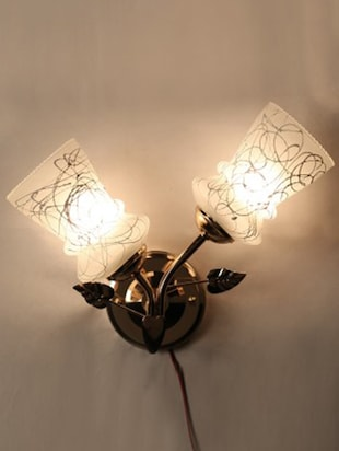 Wall lights buy wall lamps sconces led bulb online in india somil new designer sconce decorative wall light set of 2 mn152 online aloadofball Images