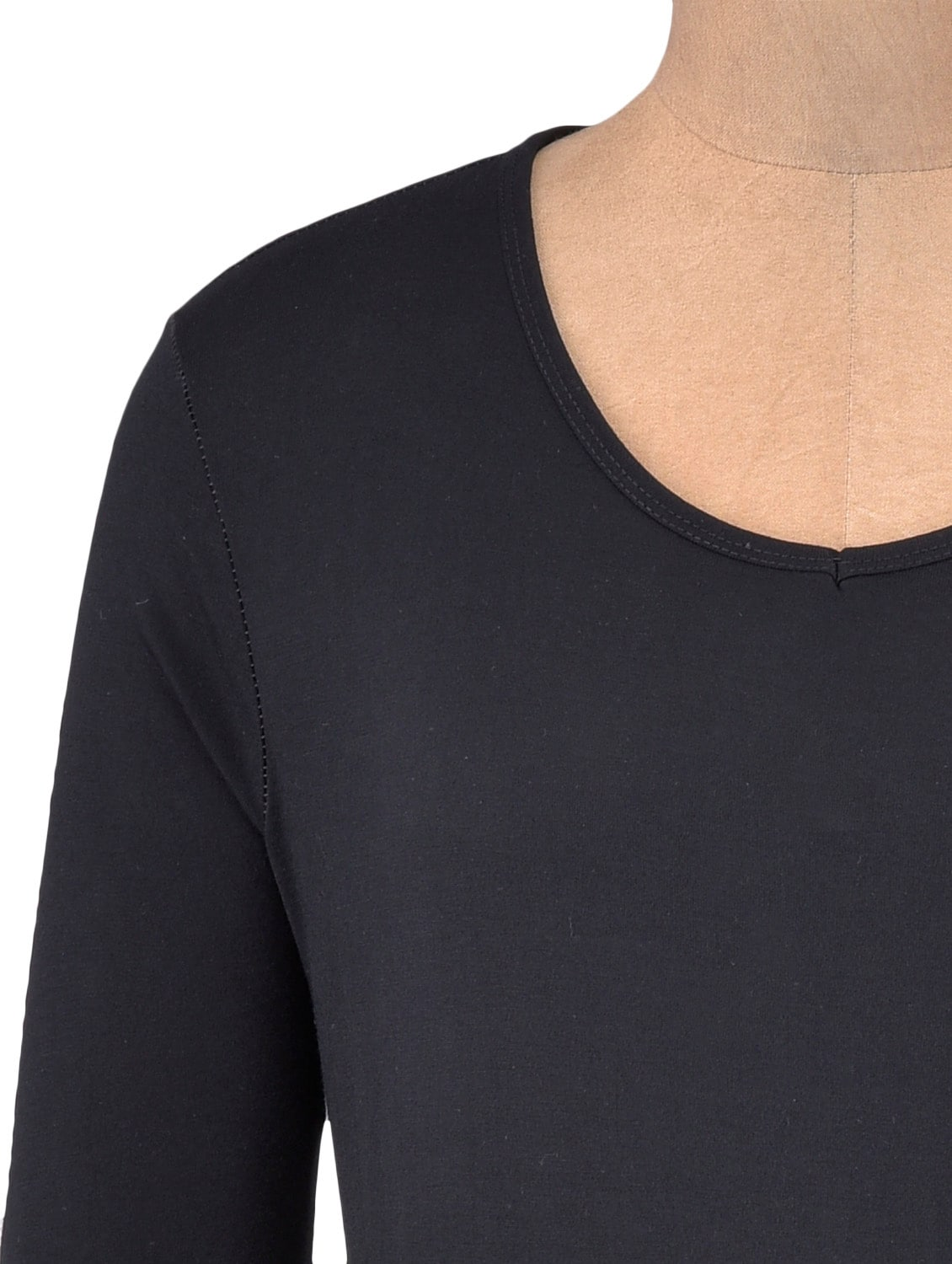 726aea7b Buy Black Viscose Plain Top for Women from Vvoguish for ₹425 at 39 ...