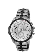 SWISSTONE G1100-BLK Metal Analog Wrist Watch for Men -  online shopping for Men Analog Watches