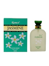 Ramco Jasmine Eue De Fabric Apparel Spray EDP  -  100 ml (For Boys, Girls, Men, Women) -  online shopping for perfumes