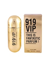 Ramco 919 VIP Eau de Toilette  -  100 ml (For Men) -  online shopping for Men Perfumes