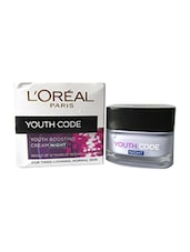 L'Oreal Paris Youth Code Night Cream (50 Ml) - By
