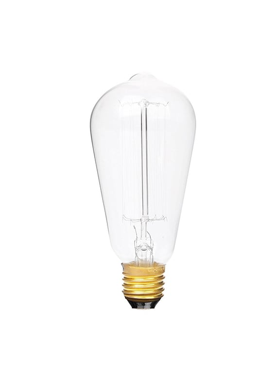 Buy Craftsells Tungsten Filament Vintage Antique Light Bulb St64
