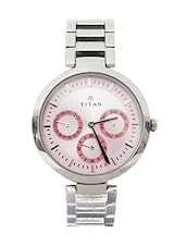 Titan Tagged 2480SM05 Analog - Chronograph Women's Watch -  online shopping for Analog watches