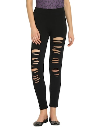 cf4a23bd27bd4 Rattrap Leggings - Buy Leggings for Women Online in India | Limeroad.com